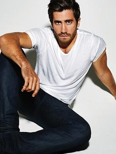 My #5 Jake Gyllenhaal  This man is just absolutely stunning in every since of the word!