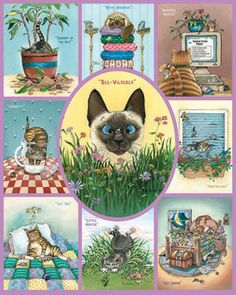 Gary Patterson's Cats