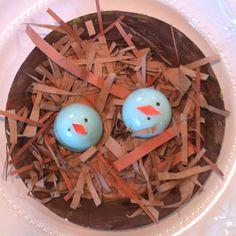 Cute Easter/Spring preschool craft