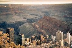This Is What New York Would Look Like In The Grand Canyon!