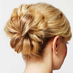 25 of the most beautiful EASY updos