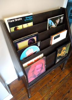 book displays, vinyl records display, vintag magazin, vinyl record display, vinyl record storage