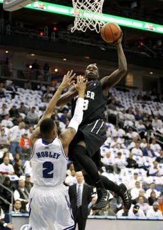 An http://www.GogelAutoSales.com RePin     Khyle Marshall of the Butler Bulldogs drives for a dunk in the first half against Brandon Mobley of the Seton Hall Pirates     We'd Love you to Like us on FB! https://www.facebook.com/GogelAuto  Since 1962, Rt. 10, East Hanover