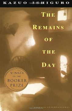 The Remains of the Day by Kazuo Ishiguro, http://www.amazon.com/dp/0679731725/ref=cm_sw_r_pi_dp_xlGbqb08A69C1