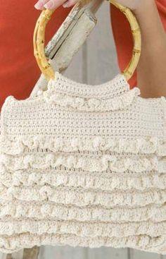 free #crochet bag pattern