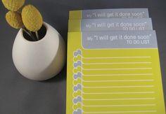 Craft show checklist