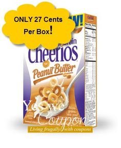 HOT! -  Multi Grain Cheerios Only 27 Cents !   **PRINT NOW** - http://yeswecoupon.com/hot-multi-grain-cheerios-only-27-cents-print-now/
