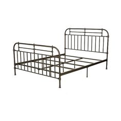 Christopher Knight Home Nathan Queen Sized Metal Bed  Liked