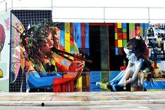 Magnificent Large Scale Murals Brighten the World - My Modern Metropolis