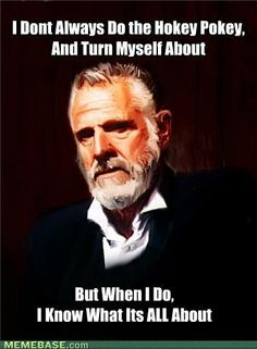 Dos Equis Man knows what it's all about.