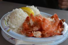 Have you ever tried Kahuku shrimp from any of the #foodtrucks on the North Shore of #oahu? #cuisine #food #hawaii