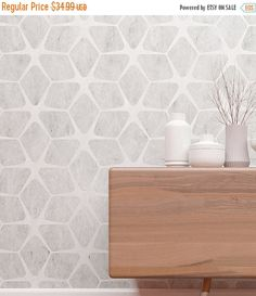 25% Sale Wall Stencil Geometric Pattern Wall by StencilsLabNY