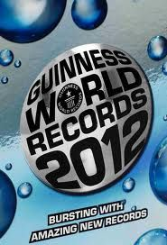 Books for Boys | Guiness World Records 2012