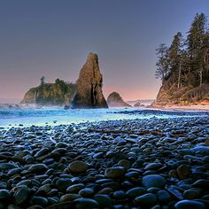 Most romantic lodge in Olympic National Park