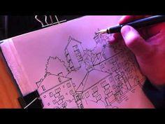time lapse sketching
