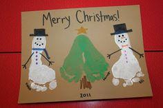 Homemade Handprint Dough Ornament | Diapers to Diplomas: Countdown to Christmas: Days 8-15