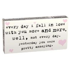 Fall In Love Gum