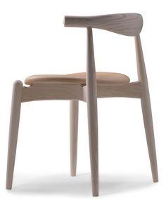 *furniture, industrial design, seating, modernism* - beautiful wooden CH20 chair by Hans Wegner for Carl Hansen & Son.