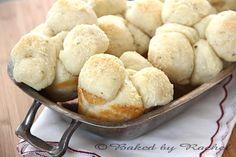 Garlic Monkey Bread monkey bread, bakeri, garlic bread, garlic monkey