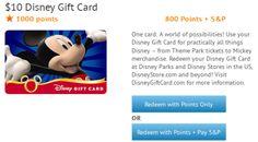 $10 Disney Gift Card through Disney Movie Rewards - Disney Insider Tips