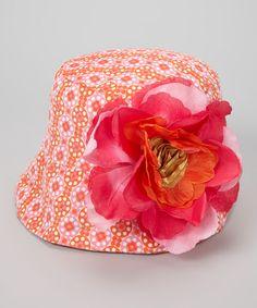hats, buckets, wiggi studio, pink, oranges, orang delilah, delilah bucket, zulili today, bucket hat