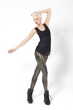 Jungle Cat Leggings, $80AUD.
