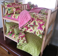 bunk beds for American Girl Dolls