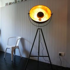 Tripod Floor Lamp £350  grahamandgreen.co.uk