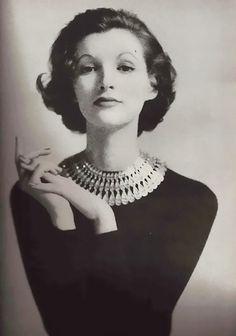 Vogue 1955 The Summer Sweater