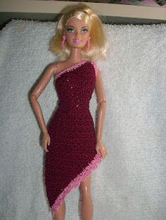 """Beautiful in Burgundy"" dress"