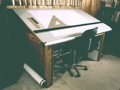 Huge Drafting Table