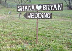 wood sign sign rustic, arrow, wood signs, country weddings, rustic weddings, summer weddings, wooden signs, wedding signs, name signs