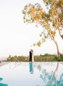 Glamorous Santa Barbara wedding at Belmond El Encanto.