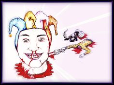 Self Mutilation and Self Murder and Self Portrait by MushroomBrain.dev ...
