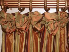 drapery upholstery on pinterest jaclyn smith window treatments