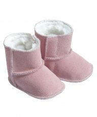 Suede Fur Lined Boots at Mamas & Papas