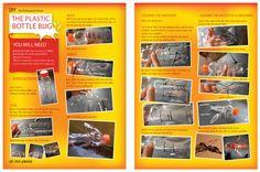 Illustrated DIY Instructions by chaitanya krishnan, via Behance