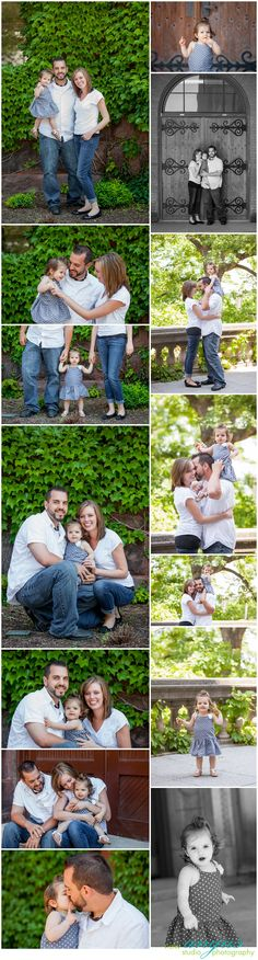 1 year old session, Family Photos at the UW Memorial Union    New Angus Studio Photography