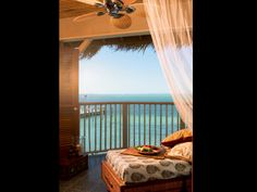 Little Palm Island Resort & Spa, (just off Little Torch Key on the Florida Keys coastline)