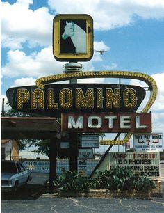 Palomino Motel, Tucumcari, NM.