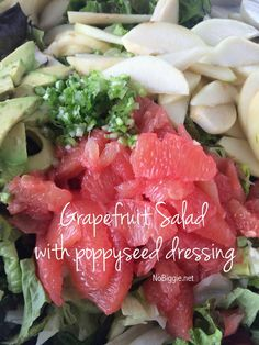 Grapefruit avocado s