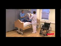 sling video, easi ampute, ampute sling, lift disabl, disabl patient, molift nomad