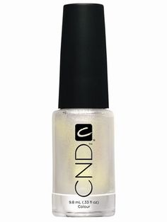 10 Best Sparkly Nail Polishes for Holiday Festivities: CND Effects in Jade Sparkle, $11, CND.