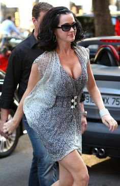 Katy Perry in Prada Sunglasses