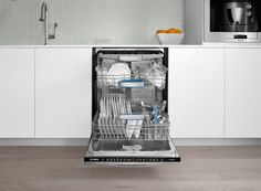 Remodeling 101: How to Select a Dishwasher: Remodelista