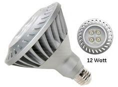 GE Energy Smart 60W Replacement (12W) PAR38 LED Bulb (Warm, Dim, Energy Star) $59.95