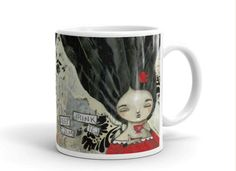 """Drink Tea"" mug from"