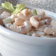 Tuna Macaroni Salad