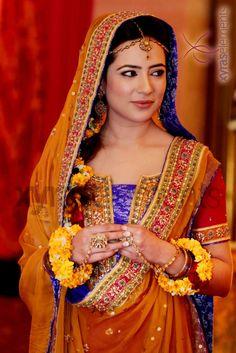 Gorgeous Mendhi look