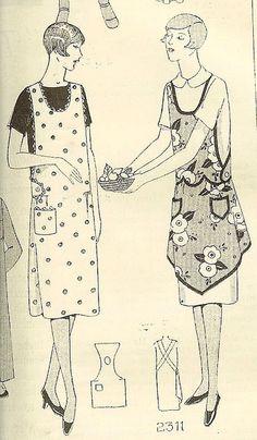 Needlecraft Magazine from 1930
